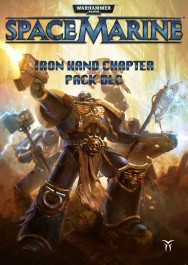 Warhammer 40,000 : Space Marine - Iron Hand Chapter Pack DLC