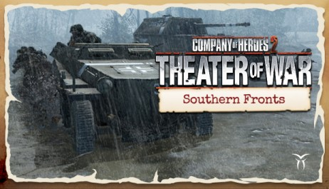 Company of Heroes 2 : Theatre of War - Southern Fronts Steam DLC Pack