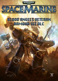 Warhammer 40,000 : Space Marine - Blood Angels Veteran Armour Set DLC