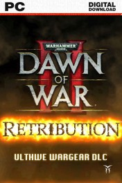 Warhammer 40,000 : Dawn of War II - Retribution - Ulthwe Wargear DLC