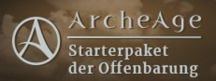 ArcheAge - Revelation Starter Pack